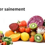 Comment manger sainement